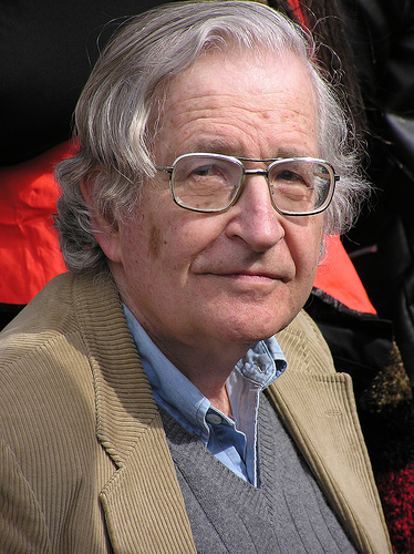 Chomsky: Generative & Universal Grammar « Speaker to Animals