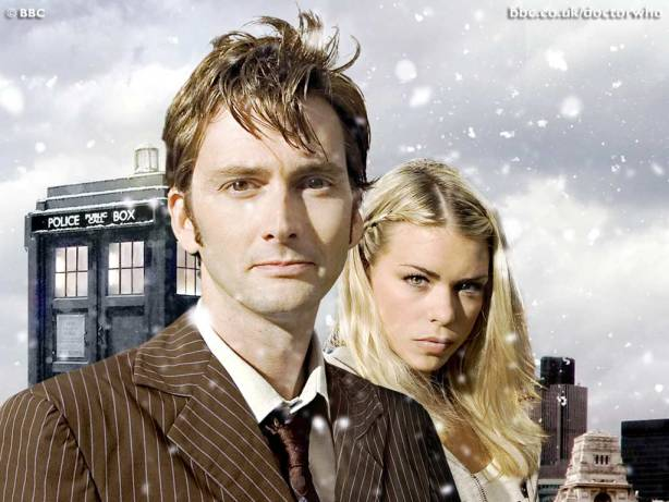 Tenth Doctor & Rose